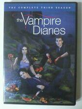 Dvd - Cofanetto THE VAMPIRE DIARIES Stagione 3 (edizione inglese)