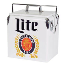 Koolatron Mlvic-13 Official Miller Lite Design 14 Quart 13 Liter Beer Cooler