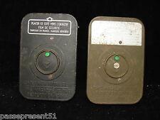 2 anciens chargeurs de film dont un U.S. Governement, Kodak