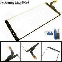 Front Class Lens Screen Touch Screen Digitizer For Samsung Galaxy Note 8 N950