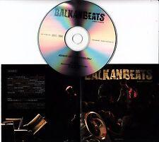 Balkanbeats: A Night In Berlin 2009 German 15-track promo test CD