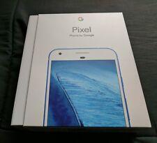 Google Pixel - 32GB - Really Blue (Unlocked) Smartphone