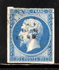 FRANCE 14B obPC 3516 VENDRESSE, ARDENNES juste en haut, indice 12
