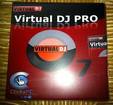 per mac Apple Atomix VIRTUAL DJ PRO 7 nuovo sigillato ITALIANO