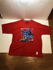 VGT Ecko Unltd Classic Mens Graphic  Powerful Poison 2 T Shirt Size XL Cotton