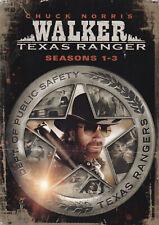 WALKER - TEXAS RANGER: SEASONS 1-3 (DVD 21 DISC SET) (M4)