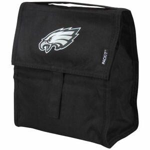 Philadelphia Eagles PackIt Lunch Bag, NFL Freezable Lunch Box