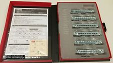 Rokuhan T006-3 Z Scale 6-Car Europia Passenger Coach Set *New $0 Ship from Usa