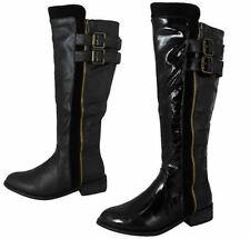 Women's Cuban Low Heel (0.5-1.5 in.) Mid-Calf Boots