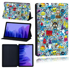 """Flip Leather Stand Cover Case For Samsung Galaxy Tab A7 10.4"""" (2020) T500 T505"""