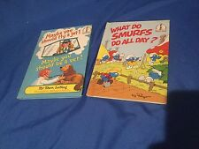 2 Beginning Reader Books, Maybe you should fly a Jet and What Do Surfs Do All Da