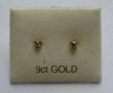 Butterfly Very Good Cut Yellow Gold I1 Fine Diamond Earrings