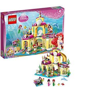 Lego Disney Princess Ariel Sea Palace 41063