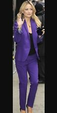 Runway Michael Kors Purple Pants NWT (Retail $695)