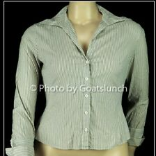 Cue Blouse Size 14 Corporate Career Professional Work Cotton Rich