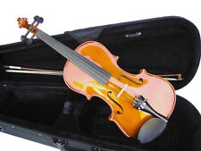 BRAND NEW ROSEWOOD 4/4 VIOLIN Outfit w/CASE.QUALITY+ WARRANTY