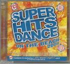 SUPER HITS DANCE ON THE BEACH 2004 - GIGI D'AGOSTINO DOPPIO CD SIGILLATO