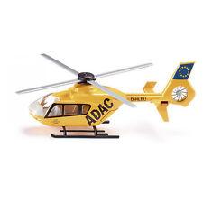 SIKU Spielzeug Modell Rettungshubschrauber Hubschrauber Notarzt ADAC / 2539