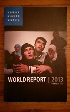 World Report 2013: Events of 2012 by Policy Press (Book, 2013)