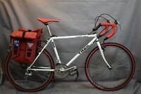 1990 Trek Single Track 950 Gravel Road Bike 47cm X-Small Chromoly Steel Charity!