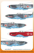 Authentic DECALS 1/48 Yakovlev Yak-3 # 4853