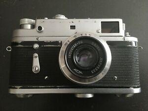 zorki 4 35mm camera
