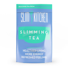 SLIMMING TEA DETOX TEATOX HERBAL WEIGHT LOSS 14 DAY TEABAGS by SLIM KITCHEN