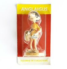 FIGURINE COLLECTION ASTERIX PLASTOY ED ATLAS N°55 ANGLAIGUS 16 cm EMBALLE