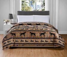 Ducks and Dogs Cottage Creek Comforter Full Queen