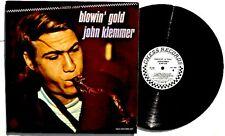 JOHN KLEMMER: Blowin Gold LP CHESS RECORDS CH8300 2XLP White Promo Label VG++