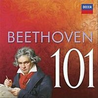 Beethoven - Beethoven 101 6CD Decca 2012 NEW/SEALED