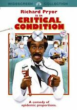 Critical Condition Dvd Richard Pryor Brand New & Factory Sealed