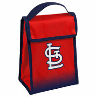 MLB St Louis Cardinals Insulated  Lunch Bag Cooler