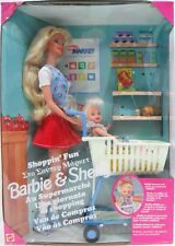 "MATTEL 19626 BARBIE - ""Barbie e Kelly - una giornata di shopping"""