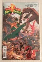 Mighty Morphin Power Rangers #1 Boom Studios Comics NM