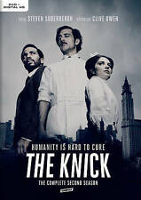 The Knick: Second Season NEW SEALED (DVD 2016, 4-Disc Set) Soderbergh Clive Owen