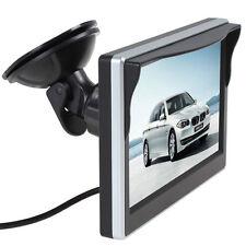 """5"""" LCD Video System Display Monitor Für Rückfahrkamera Rearview Kamera Camera"""