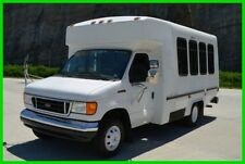 2006 Ford E-350 14 Passenger Shuttle Bus - No Reserve!