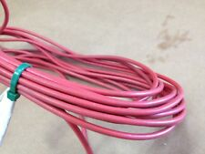 ( 30 FT ) Red Solid Hook Up Wire ( 18Awg )