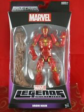 Hasbro Marvel Legends BUILD A FIGURE Iron Man GUARDIANS OF THE GALAXY Groot Fig
