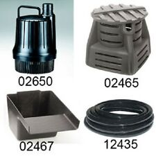 Pondmaster® Pondless Kit with Pump, Vault, Waterfall Box, Tubing & Accessories