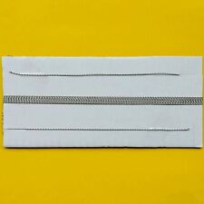 """12-ft Dial Cord String Braided for Vintage Tube Radio Tuner 0.025"""" (0.65mm)"""