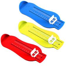 Foot Measure Toddler Baby Measuring Gauge Child Infant Shoe Tool Size Unisex