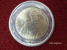 *** 2 EURO Gedenkmünze SAN MARINO 2007 Giuseppe Garibaldi Coin Münze KMS RAR ***