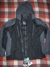 Mens ZeroXPosure 3-in-1 Jacket Size Large New With Tags $200 Retail
