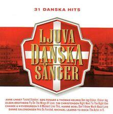 2 CD Ljuva Danska Sanger, Hits Dänemark, MLTR,Hanne Boel,Gasolin,Rasmus Seebach