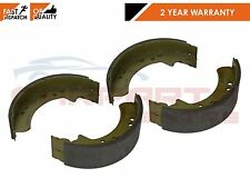 FOR METROCAB TAXI 2.4 TD 01-06 2.5 TD 91-00 REAR HAND BRAKE SHOES SHOE SET NEW