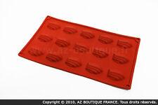 Paderno  Flexipad   Moule flexible en silicone - 15 madeleines