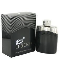 Mont Blanc Legend Cologne Perfume Men 3.4 oz 100 ml Men Eau De Toilette Spray