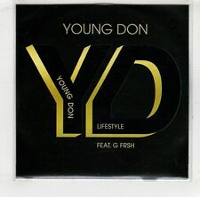 (GV187) Young Don Feat G frsh, Lifestyle - 2011 DJ CD